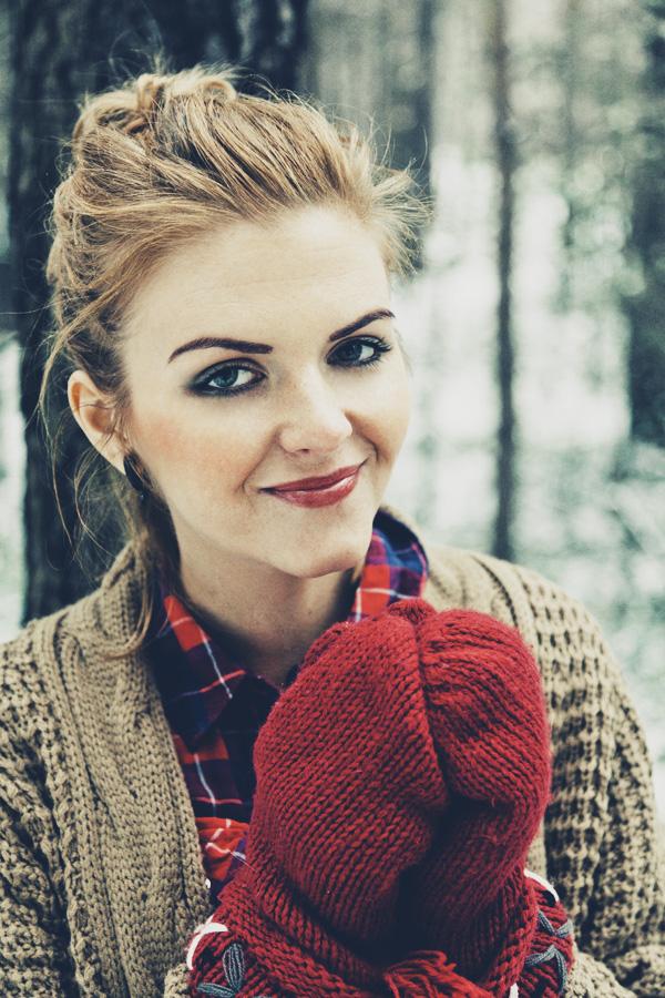 winter smile II by Basistka