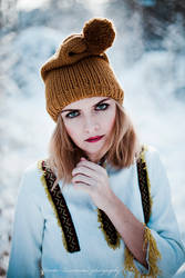 winter portrait II