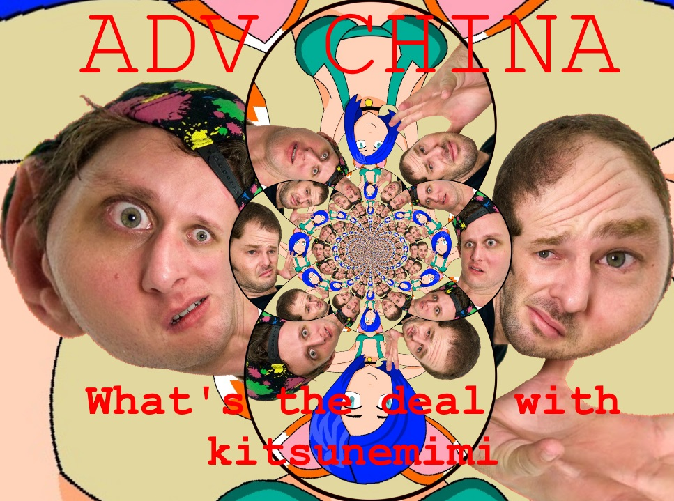 What's the deal with KitsuneMimi: the album by spacegamer