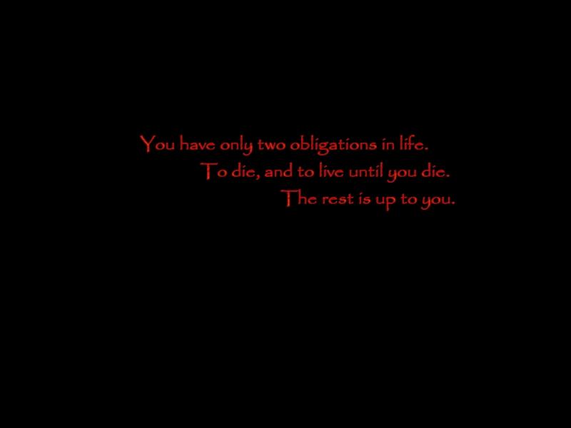 Obligations-Babylon 5 by xenoglossia