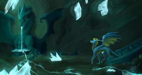 Cave Exploring part 2