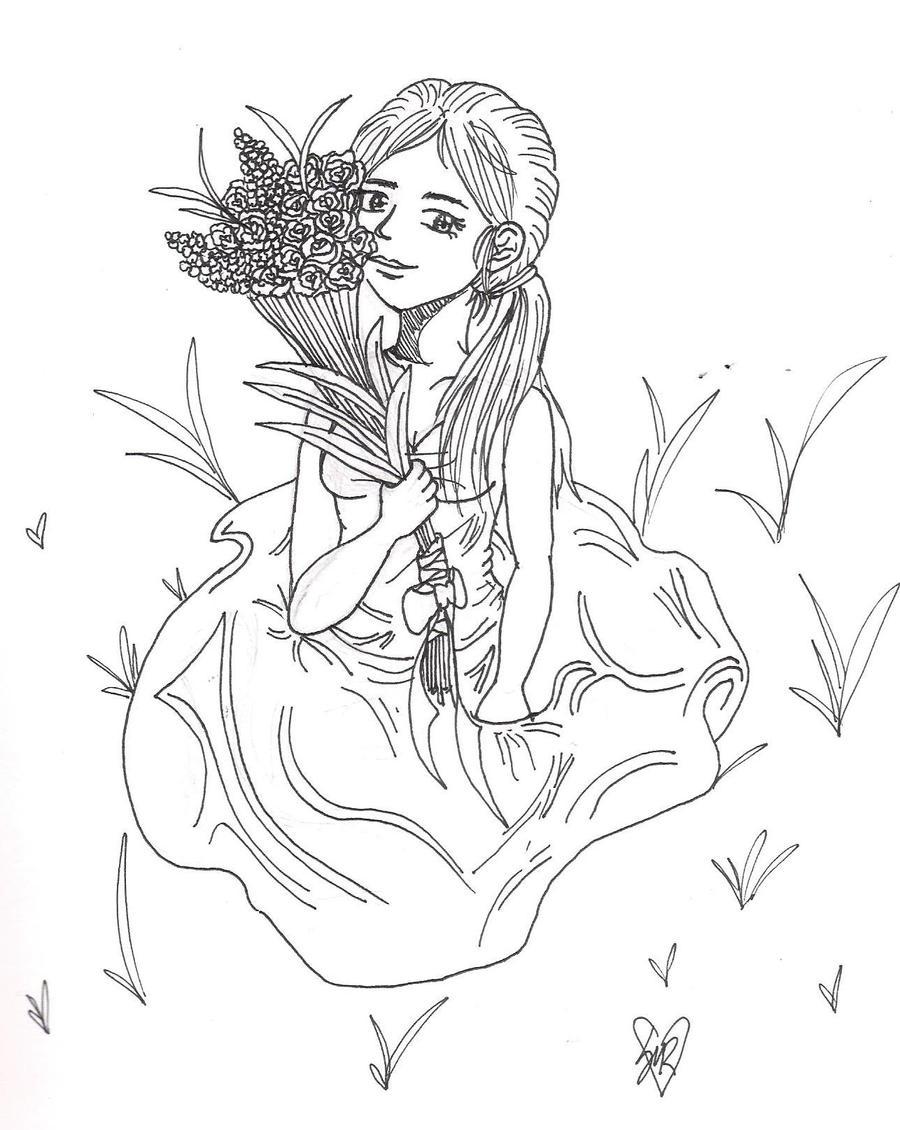 Emily Request by BakaShinagami