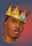 KING NAS t-shirt