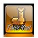 Llama thank You by Becarra