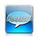 Comment Icon by Becarra