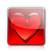 Heart Icon by Becarra