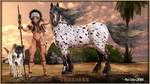 The Cowgirls - Cherokee