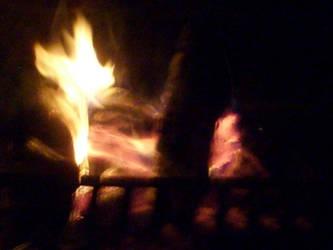 Fiery Cross by cheezeaddict
