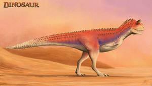 disney dinosaur carnotaurus