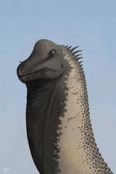 Giraffatitan portrait by tnilab-ekneb121