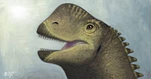 Europasaurus portrait