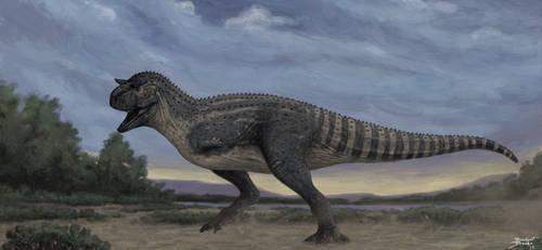 Carnotaurus by tnilab-ekneb121