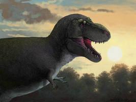 Tyrannosaurus (unfinished)