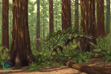 Historia Stegosaurus