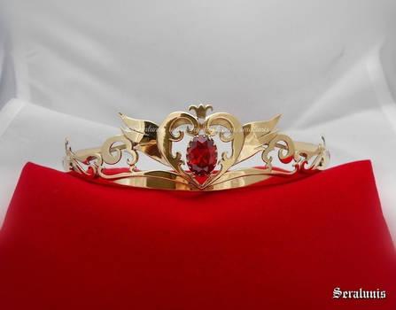 'Neo Queen Serenity' handmade crown