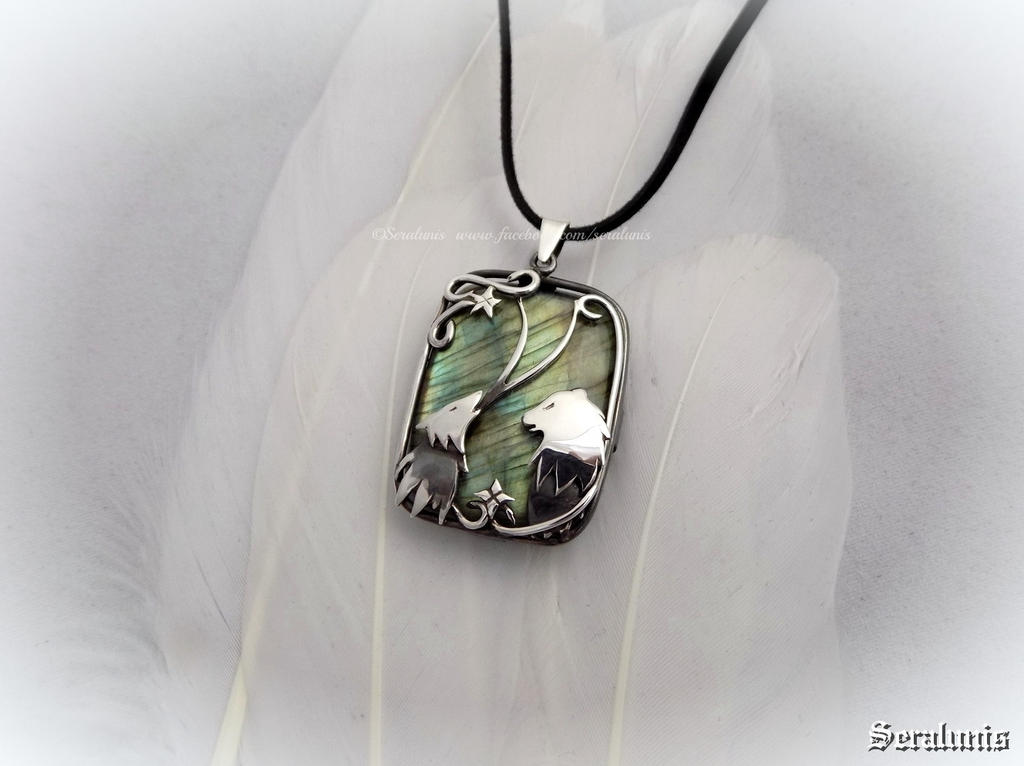 Wild song handmade sterling silver pendant by seralune on deviantart wild song handmade sterling silver pendant by seralune audiocablefo