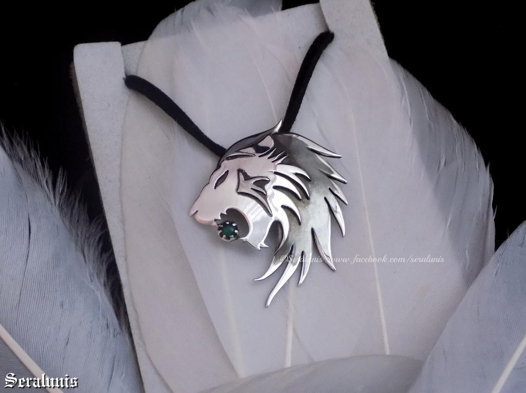 Lionheart sterling silver pendant sold by seralune on deviantart lionheart sterling silver pendant sold by seralune aloadofball Images