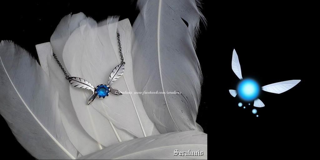 'Navi' handmade sterling silver necklace FOR SALE by seralune