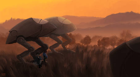 Scavengers by knight-of-sand