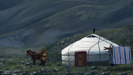Mongolia by knight-of-sand