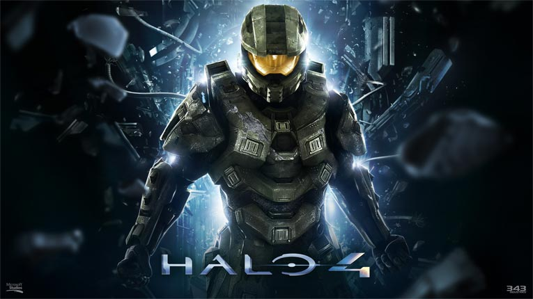Halo 4 New Wallpaper by DANYVADERDAY