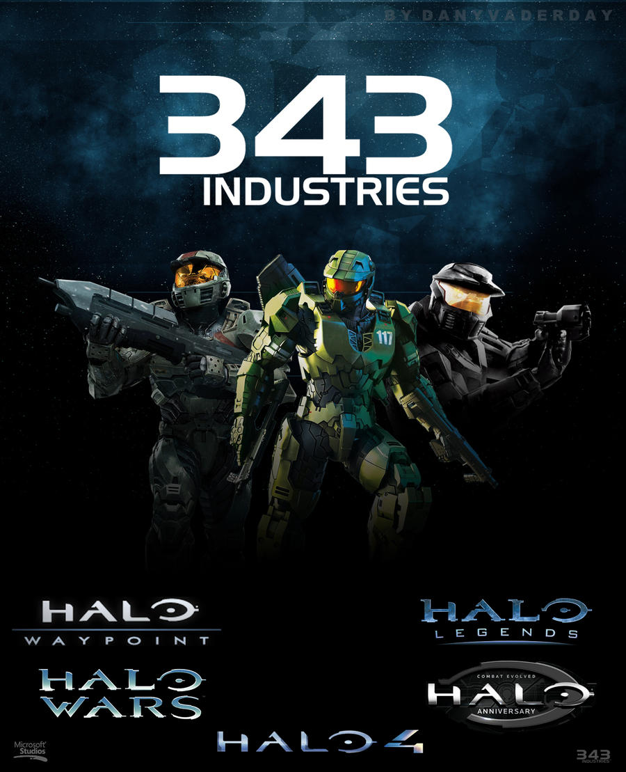 Halo: The inheritors by DANYVADERDAY