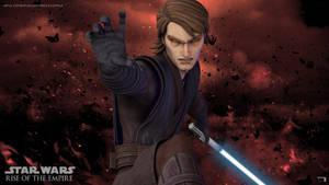 SW: Rise Of The Empire | Dark Anakin