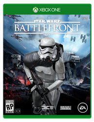 Star Wars: Battlefront (EA 2015) | Fan-Made Cover