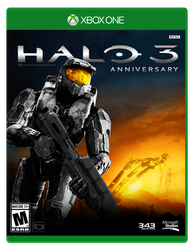 Halo 3: Anniversary | Fan Made Box Art