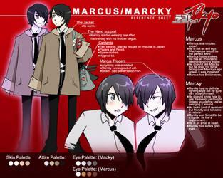 Tokyo: Marcky Ref. by Oh-FeelShy