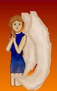 Praying Angel by angelami