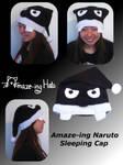 Amaze-ing Naruto Sleeping Cap