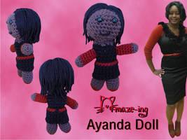 Amaze-ing Personalised Doll 4