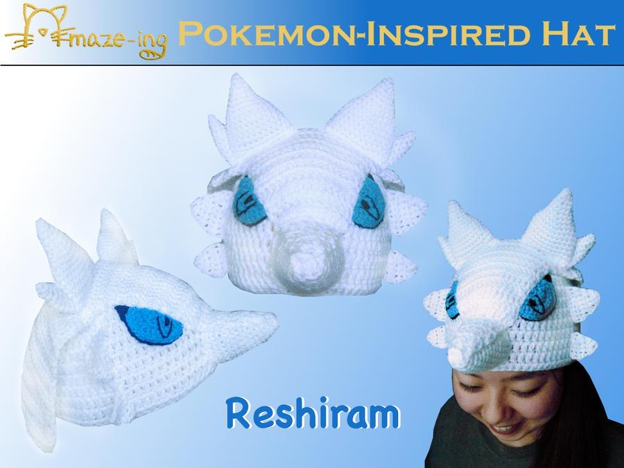 Amaze-ing Reshiram Hat by Amaze-ingHats