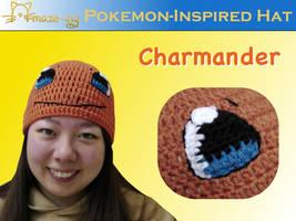 Amaze-ing Charmander Hat