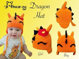 Baby Dragon Hat
