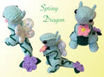 Spring Dragon - I picked this flower for you :)
