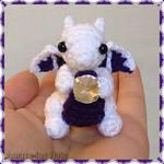Tiny Custom April Dragon