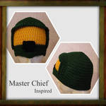 Master Chief-inspired Hat