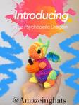 Psychedelic Rainbow Dragon