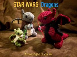 Star Wars Dragons!