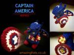 Captain America Dragon