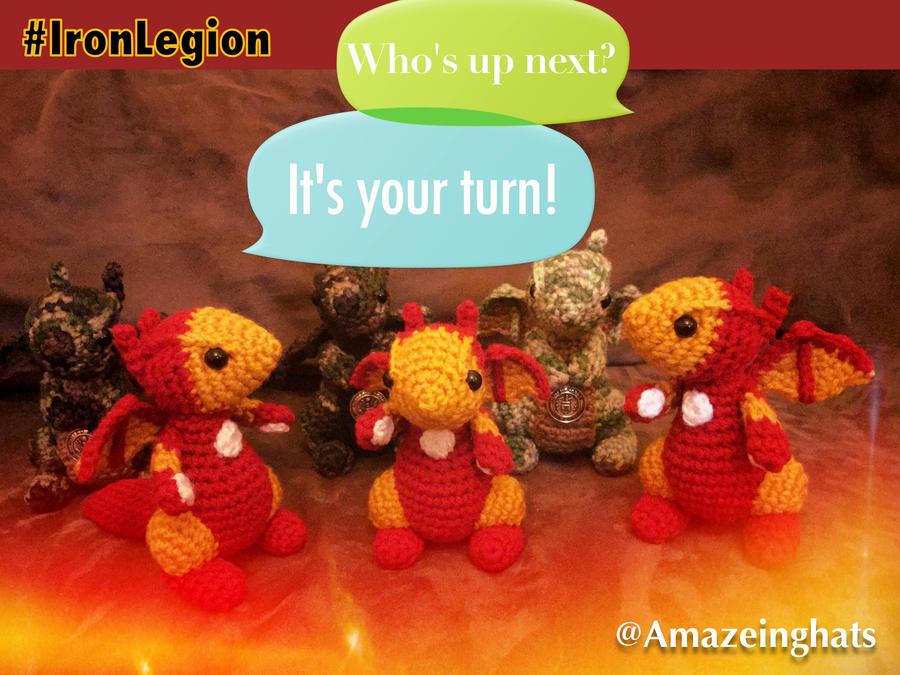 Iron Legion by Amaze-ingHats