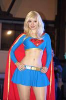 Enji Supergirl by valdo4