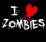 i :heart: zombies