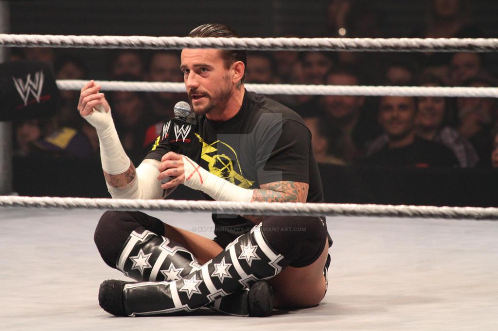 WWE - 2011 - CM Punk - 02 by xx-trigrhappy-xx