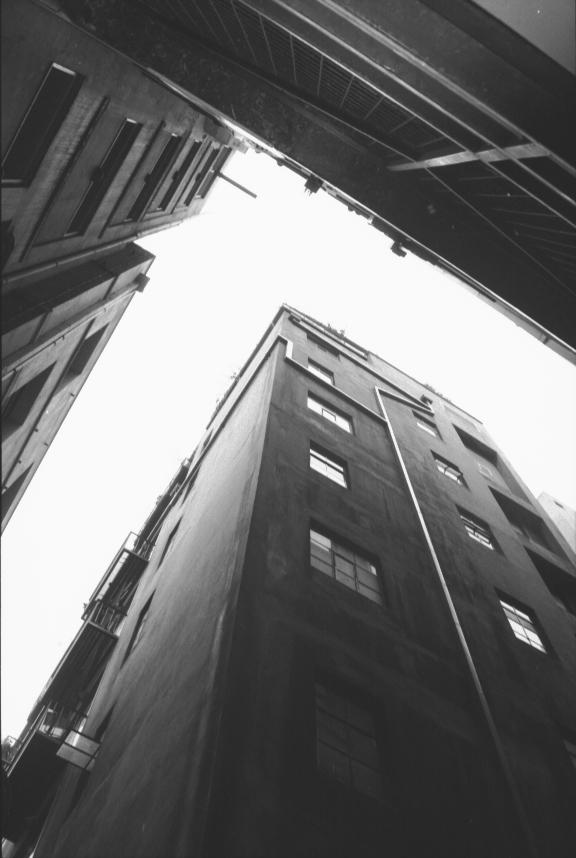 buildings on Colins St by xx-trigrhappy-xx