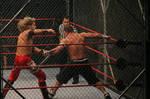 WWE - Slam - Cage Match - 13