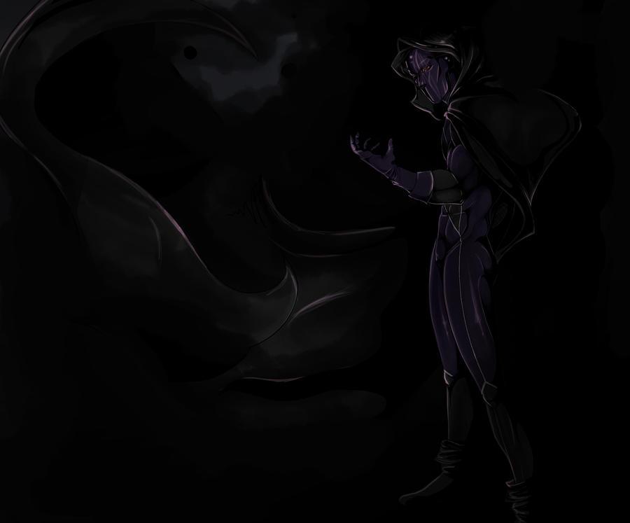 Darkstar by kijonaia