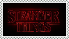 Stranger Things F2U Stamp by MACINTOSHPIUS